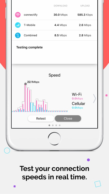 Speedify Bonding VPN screenshot-1