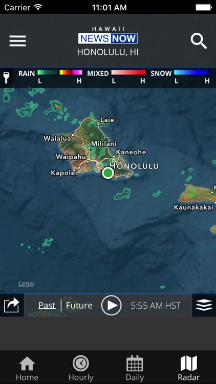 HawaiiNewsNow WeatherNOW