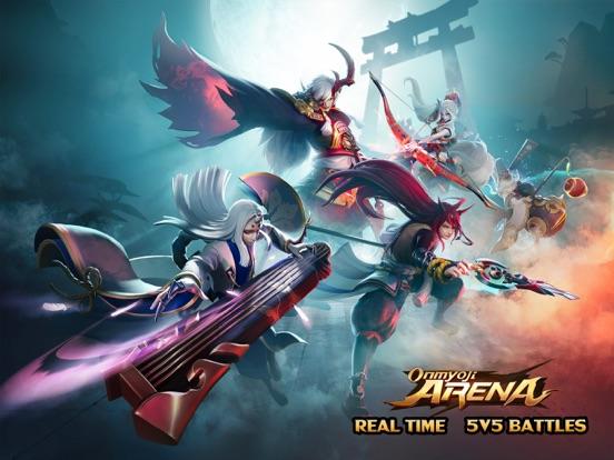 Onmyoji Arena screenshot #1