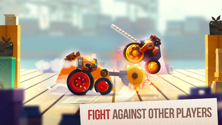 CATS: Crash Arena Turbo Stars screenshot-0