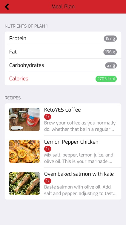 KetoYES screenshot-4