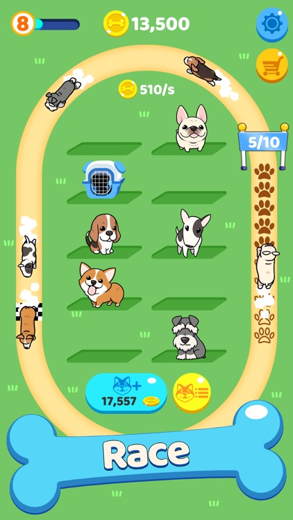 Merge Dogs! screenshot-1