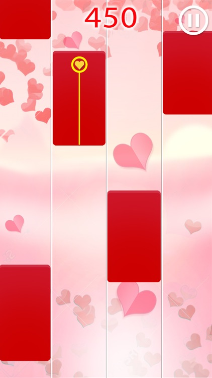 Love Piano Tiles Classic Magic