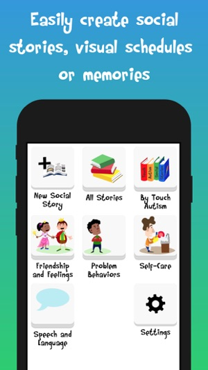 Social Story Creator & Library on the App Store