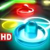 Glow Hockey 2 HD iPad