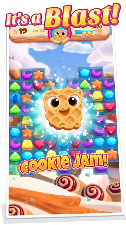 Cookie Jam Blast screenshot-0