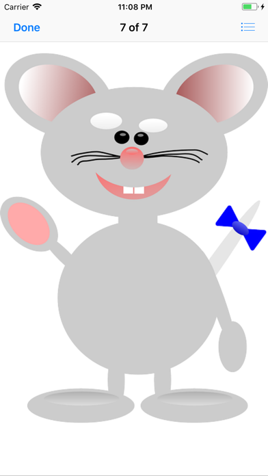 点击获取Mostly Mice Stickers