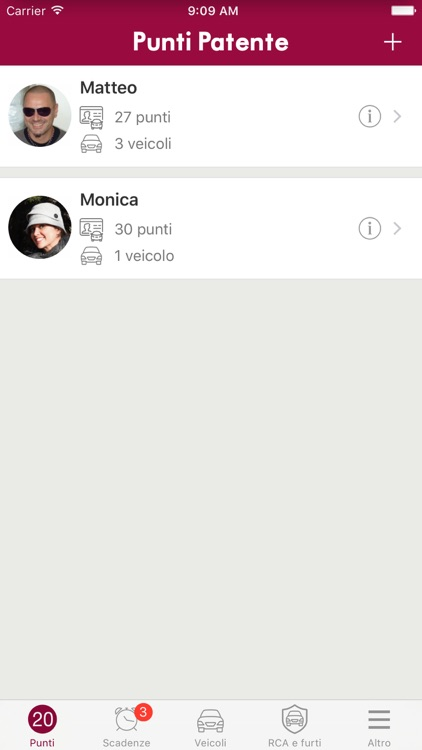Punti Patente screenshot-0
