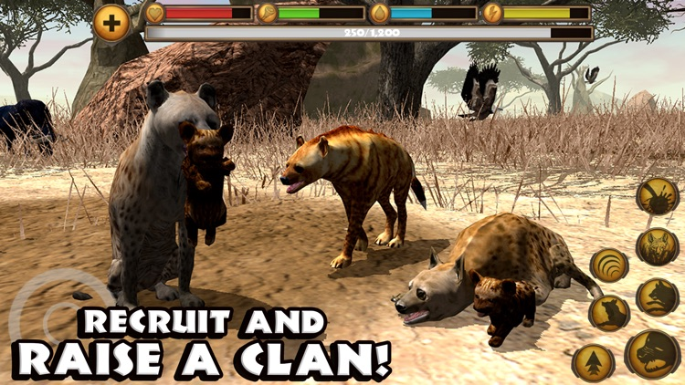 Hyena Simulator screenshot-1