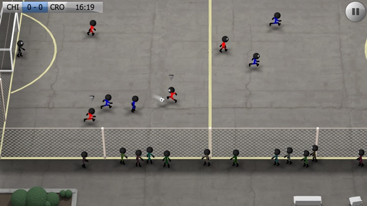 Stickman Soccer screenshot-2