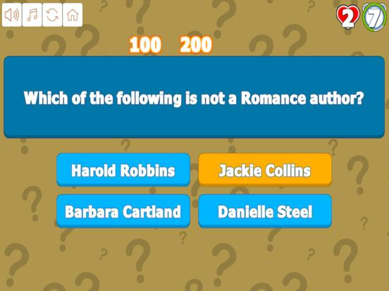 Quiz Your Art and Literature screenshot 7