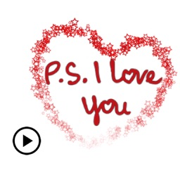 What Is Love Animated Sticker