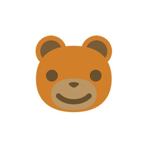 teddy bear emoji by fomichev denis