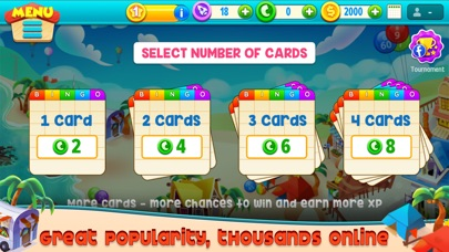 Bingo Live: Online Bingo Fun Screenshot