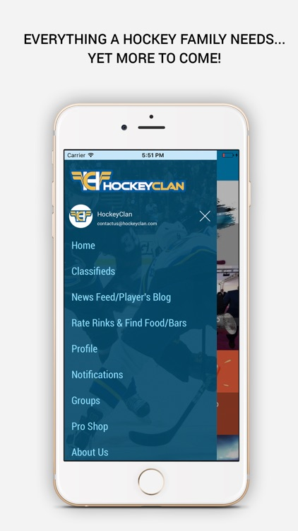 HockeyClan screenshot-1