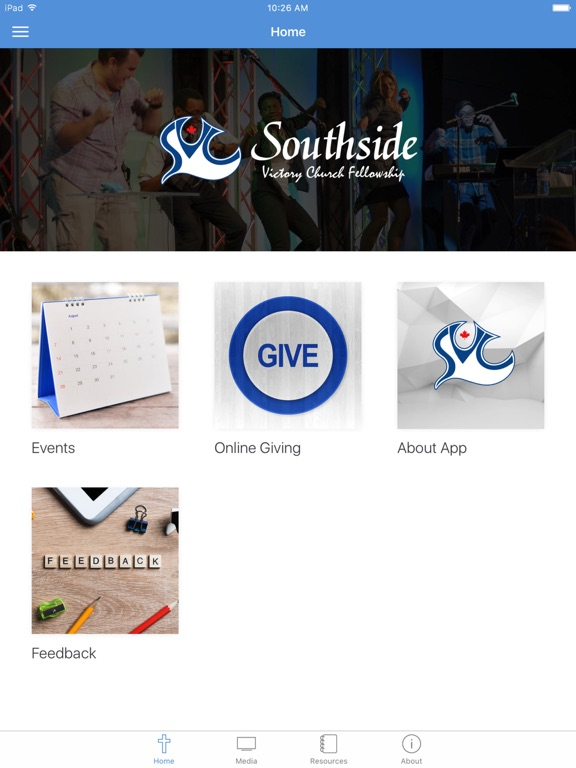 Southside Victory Church App screenshot 4