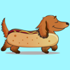 DachMoji: Sausage Dog Stickers