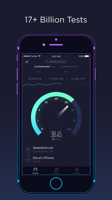 download Speedtest by Ookla apps 1