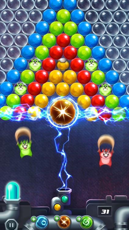 Power Pop Bubble Shooter 2