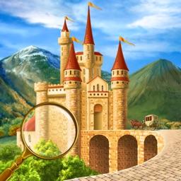 Princess Castle Hidden Object