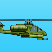 直升机和坦克 - 最好玩的飞机坦克大战射击游戏