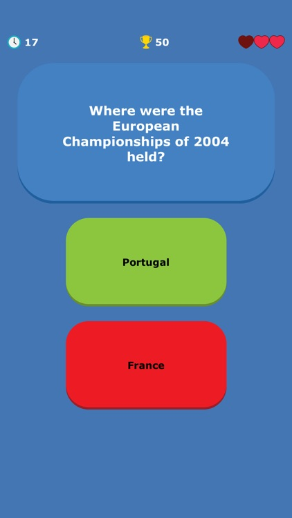 Football Quiz- European Trivia screenshot-5