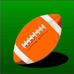 Finger Football Flick Quarterback