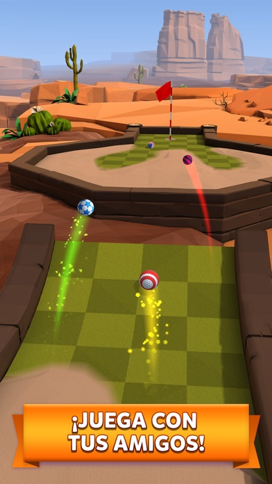download Golf Battle apps 2