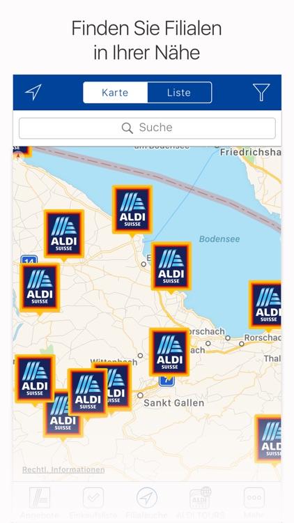 ALDI SUISSE screenshot-4