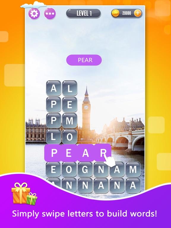 Word Town: New Crossword Games screenshot 6