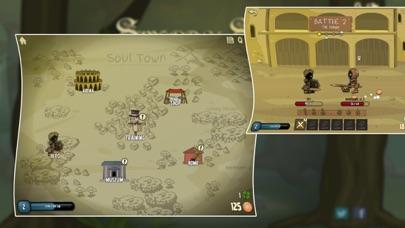 Swords and Souls: A Soul AdvenScreenshot of 3