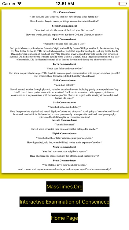 The Catholic Confession Guide