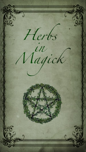 Herbs in Magick