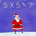 Aprende las tablas de multiplicar con Santa Claus. icon