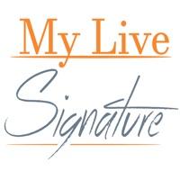 My Live Signature