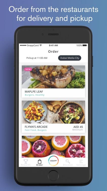 SnappCard - Your Rewards App screenshot-3