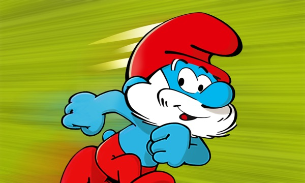 Smurfs Epic Run TV