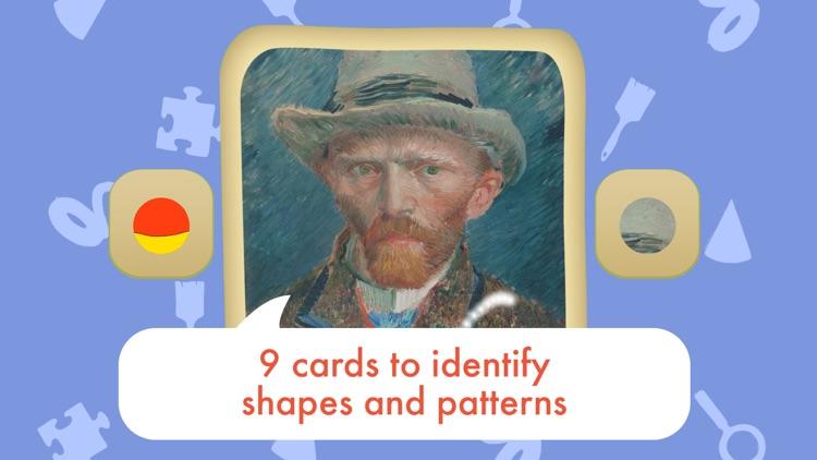 Art Stories FACES screenshot-3