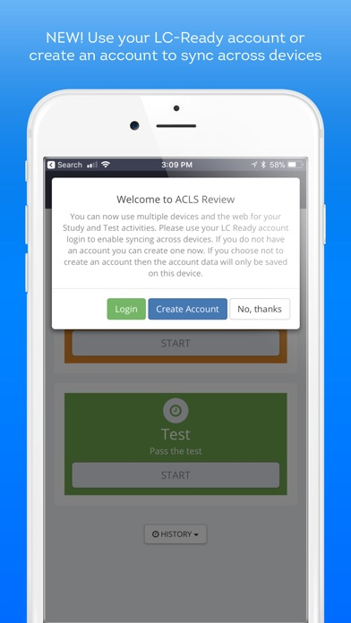 Acls Review review screenshots