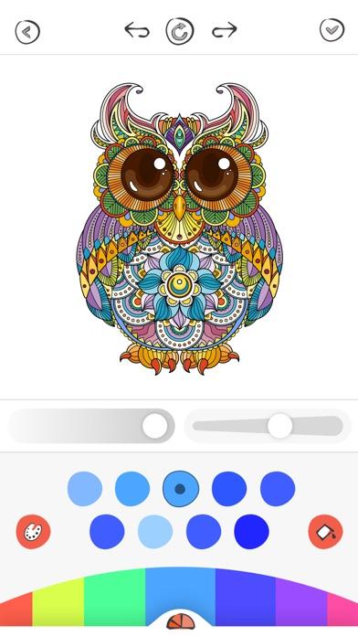 iPaint - 塗り絵スクリーンショット3