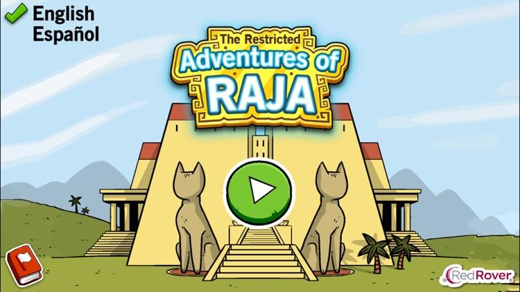 Restricted Adventures of Raja screenshot-0