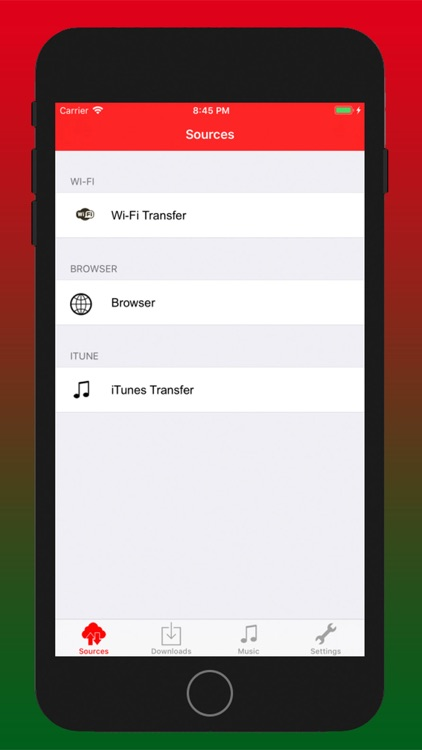 TuMusic Music Player