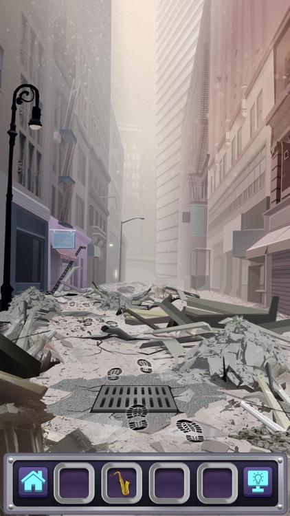 Escape The Sky-Scraper Tower screenshot-6