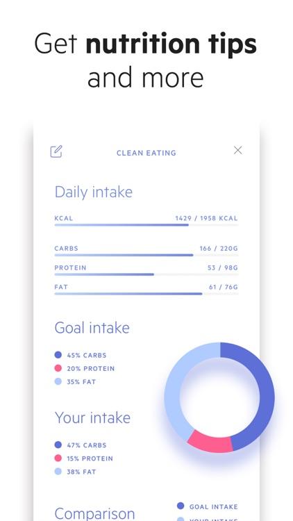 Lifesum: Diet & Macro Tracker screenshot-4