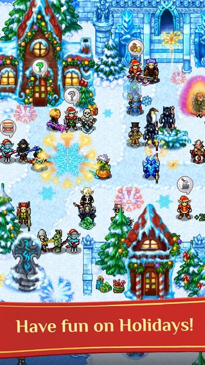 Warspear Online — Pixel MMORPG screenshot-3
