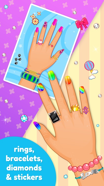 Nail Art Designer screenshot-4