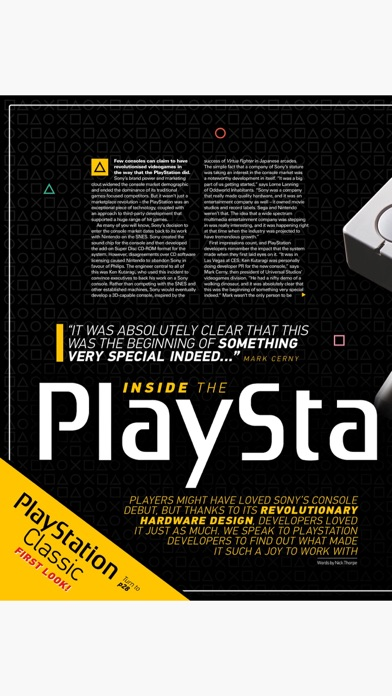 Retro Gamer Official Magazine review screenshots