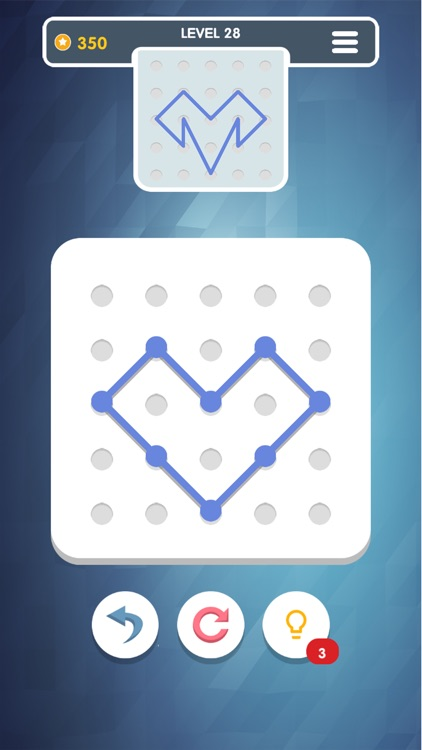 Connect Lines Puzzle screenshot-1