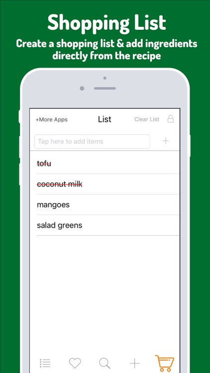 Vegan Recipes - Eat Vegan screenshot-4