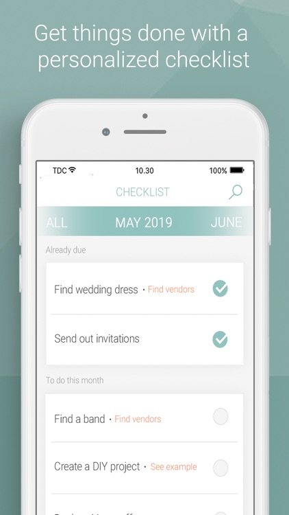 Wedding planner by Wedbox screenshot-3